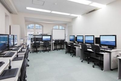 2D・3DCG実習室