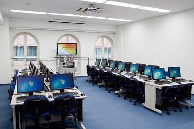 プランニング・プログラムPC演習室