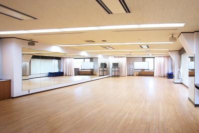 ダンスレッスンスタジオ