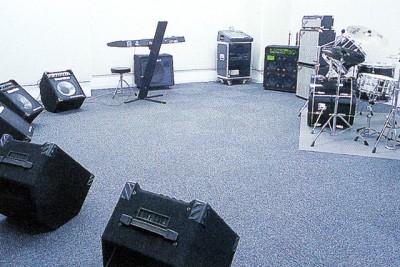 ベース レッスンスタジオ
