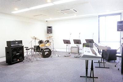 ギター レッスンスタジオ