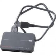 メモリーカードリーダーライター|小型電子媒体(記録メディア)である メモリーカードへのデータの読み出しおよび書き込みを行う補助記憶装置です。