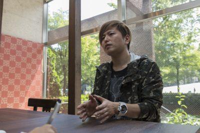 「月光グリーン」ベーシスト シンイチさん スペシャルインタビュー 公開!