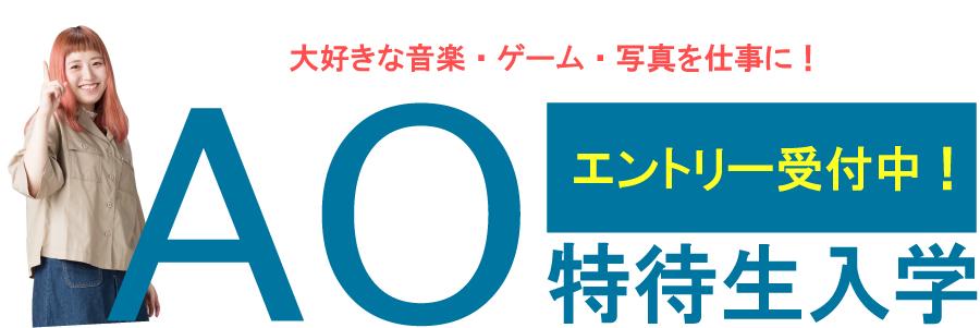 札幌ビジュアルアーツAOエントリー