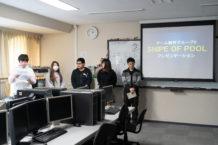 ゲームクリエイティブ学科 卒業制作発表会が行われました!