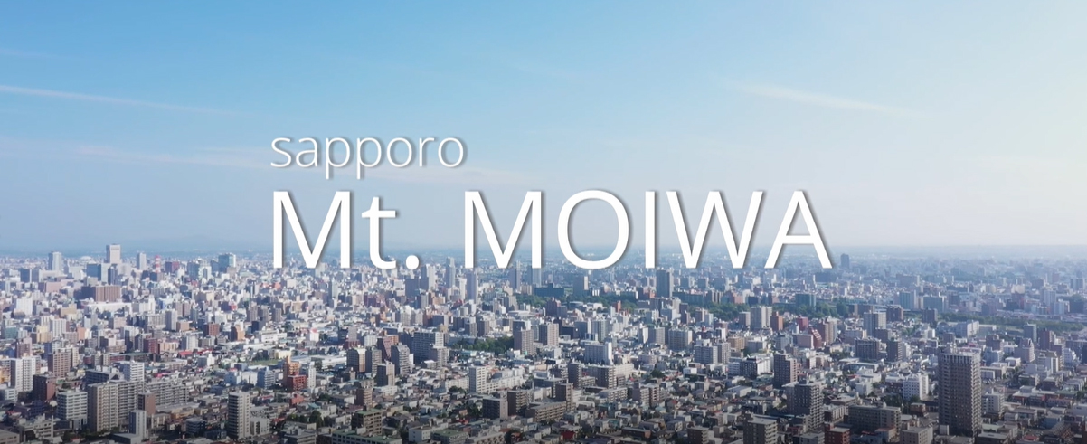 藻岩山PR事業のPR動画を写真学科の学生達が制作!